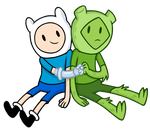 Finn and Fern by Hellengomes15
