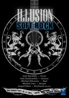 Illusion Poster by houssamica