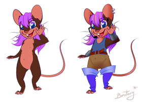 Random mouse by Bestary