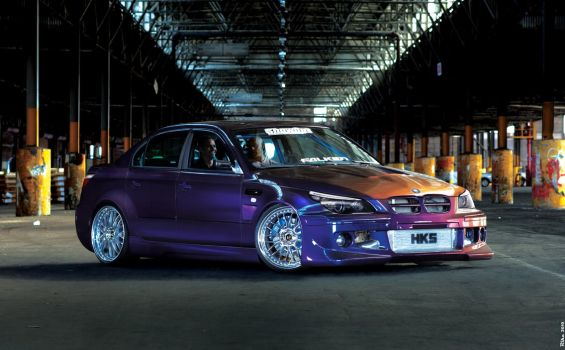M5 fast and furious 4 by RikaDesigner