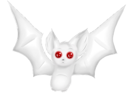 Ne-Bat (no background) by PrinceNeoShnieder