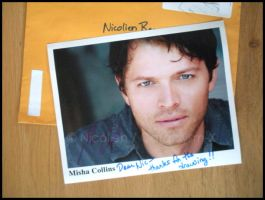 Misha's Fanmail by Cataclysm-X