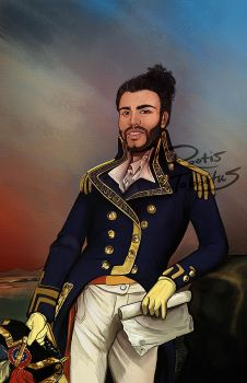 Lafayette by RootisTabootus