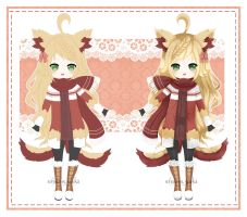 Adopt17 - Kemonomimi [Auction] [Closed] by Shiina-Yuki