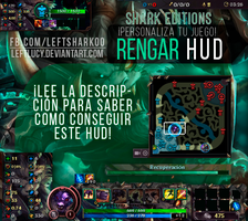 RENGAR HUD League of Legends by LeftLucy