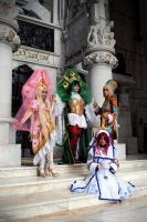 Trinity Blood by Odire-san