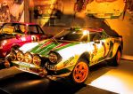 Alitalia Lancia Stratos (EXCLUSIVE) by ROGUE-RATTLESNAKE