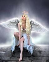 White Angel New by staples5mm