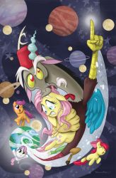 My Little Pony Cover #24 by BrendaHickey