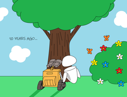This Very Tree by AnimationFan15
