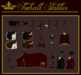 Foxhall Tack by FoxhallStables