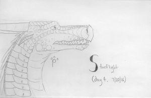 DAY 4: Starflight by talons-and-tails