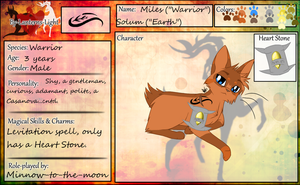 BLL Application: Miles Solum by Minnow-to-the-moon