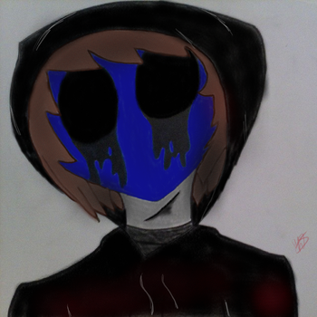 Jack, Eyeless Jack by Nicole-Monsta