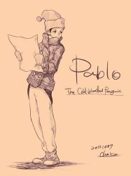 Pablo by chacckco
