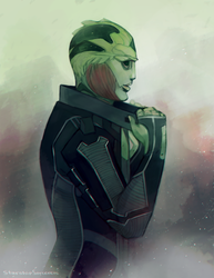 Thane by StarshipSorceress