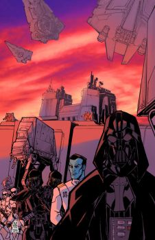 Enforcers of the Empire by agamarlon