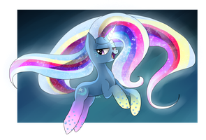 TRIXIE [Rainbow POWER(ED) Contest Entry] by MissPolycysticOvary