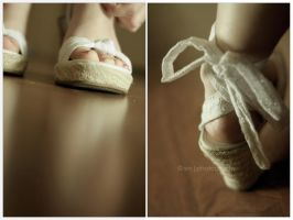 In My Shoes. by sa-photographs