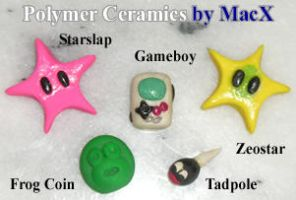 Ceramic Super Mario RPG - Pt4 by HeyLookASign