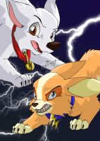 Its stormy out there by JB-Pawstep