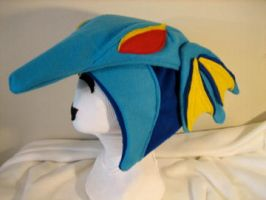 KAIN from Final Fantasy IV Hat by tacksidermia