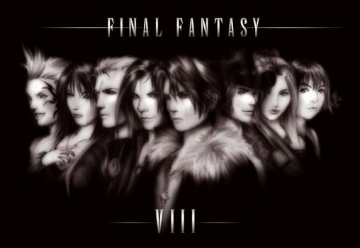 Final Fantasy VIII by Nerfect