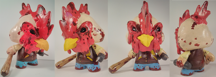 Richard (from Hotline Miami) Munny Customization by tripled153