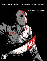 Friday the 13th by SGTMADNESS