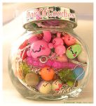 Jar of Goodies by xlilbabydragonx