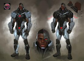 Cyborg by marconelor