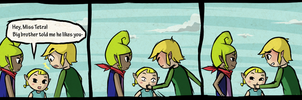 WW Short: Loudmouth by Icy-Snowflakes