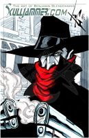 OSC The Shadow by skulljammer