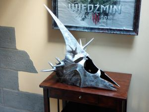 The Witch King Helmet