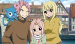 Dragneel Family by TamiluckyChan