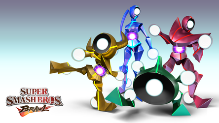 Fighting Alloy Team Wallpaper by Mach-7
