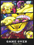 GAME PUNISHMENT FINAL by turtlechan
