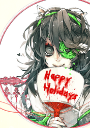 Happy Holidays '14 by wickedalucard