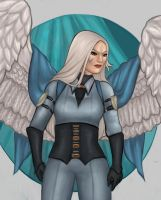 Angelic by candemarzat
