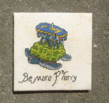 The great A'Tuin by BellaGBear