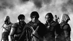 Assassin's Creed - Brotherhood by BB22Andy