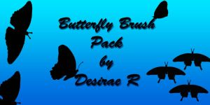 ButterFly 1 Brush Pack by DesiraeR