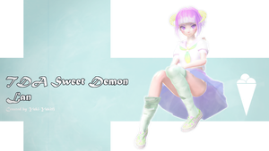 {MMD/PMX} TDA Sweet Demon Lan by Yuki-Yuki13