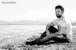 Tarkan | Save the Nature | Charcoal Drawing by Tarkanistan
