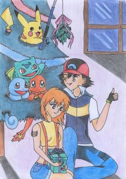 Ash.Misty - The Secret Plan by redEmily00