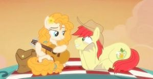 The Perfect Pear- My Little Pony 1001 Animations by SofiaBlythe2014