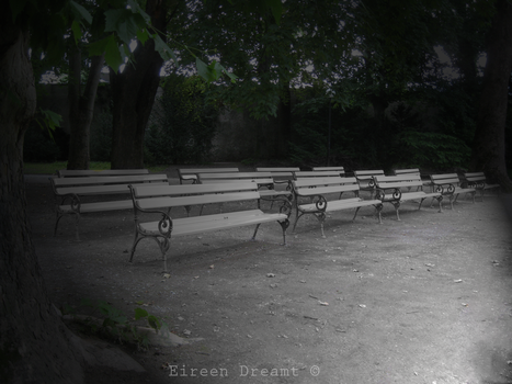 Where nobody stands by EireenDreamt