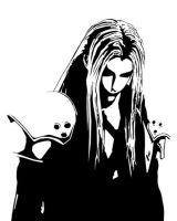 Crisis Core - Sephiroth by Morphieous