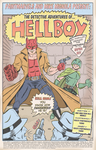SILVER AGE HELLBOY by paintmarvels