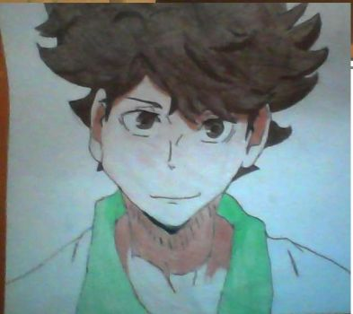 Happy Birthday Oikawa! by CutieCakex